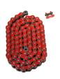 Red 520 O'Ring Drive Chain