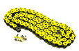 Yellow 520 O'Ring Drive Chain