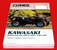 Kawasaki ATV Repair & Service Manuals