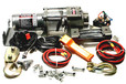 Runva 2500, 3500 & 4500 lbs winches and accessories