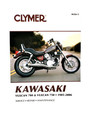 Kawasaki Motorcycle Repair & Service Manuals