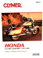 Honda Motorcycle Repair & Service Manuals