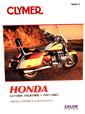 Honda Motorcycle Repair & Service Manuals