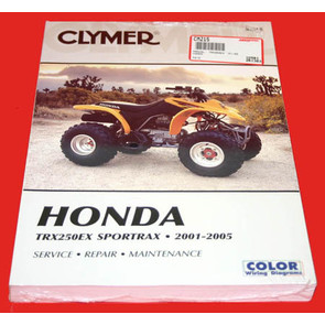 Honda ATV Repair & Service Manuals
