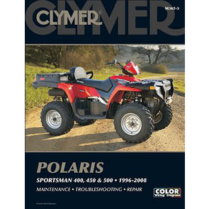 Polaris ATV Repair & Service Manuals