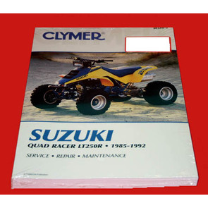 Suzuki ATV Repair & Service Manuals