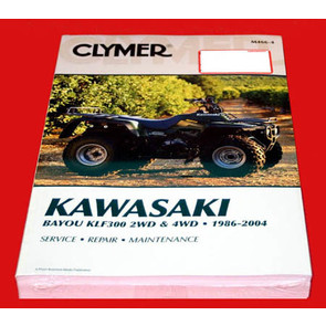 Kawasaki ATV Repair & Service Manuals