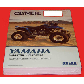 Yamaha ATV Repair & Service Manuals