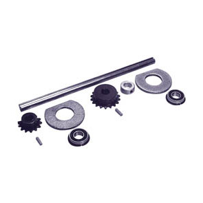 Jackshaft, Kits & Components