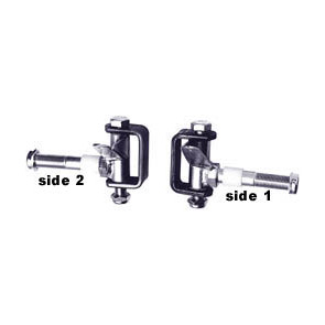 "Spindles for 3/4"" axle dia"