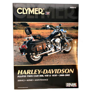 Harley Davidson Motorcycle Repair & Service Manuals