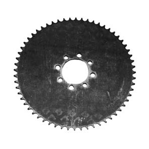 Steel Sprockets for #41 Chain