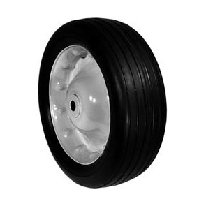 "10-1/4"" Steel Wheels"