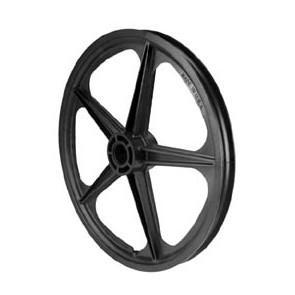 "16"" Plastic Wheels"