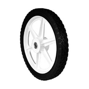"14"" Plastic Wheels"