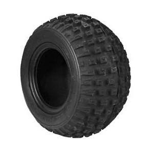 "7"" Studded or Knobby Tires"