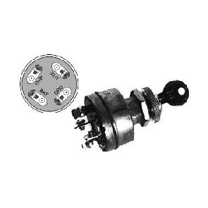 Universal Ignition, Safety, PTO, Interlock & Kill Switches