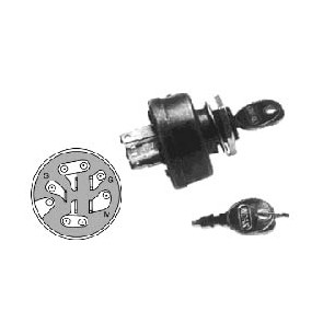 Roper/Sears Ignition, Safety, PTO & Kill Switches