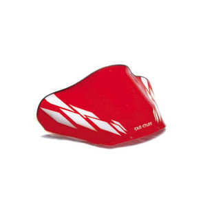 Yamaha Flared Windshields