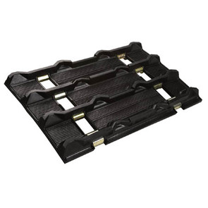 """15"""" wide, different length Camoplast Snowmobile Tracks"""