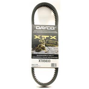 Yamaha Dayco XTX (Xtreme Torque) Snowmobile Drive Belts