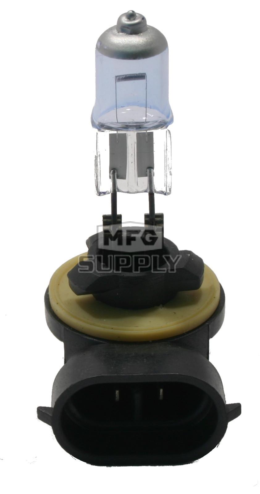 Atv Headlight Bulbs : Sw xenon bright white headlight bulb for