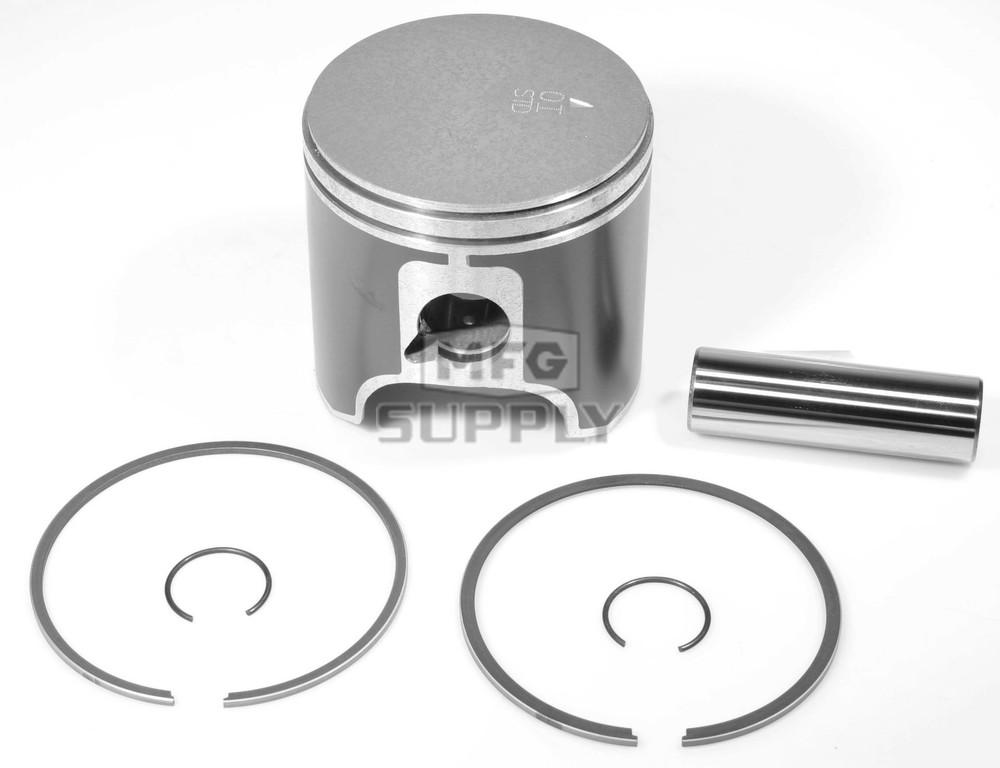 1999 Ski-Doo MXZ 670 HO Wiseco Std Pistons and Gasket Set Engine Rebuild Kit