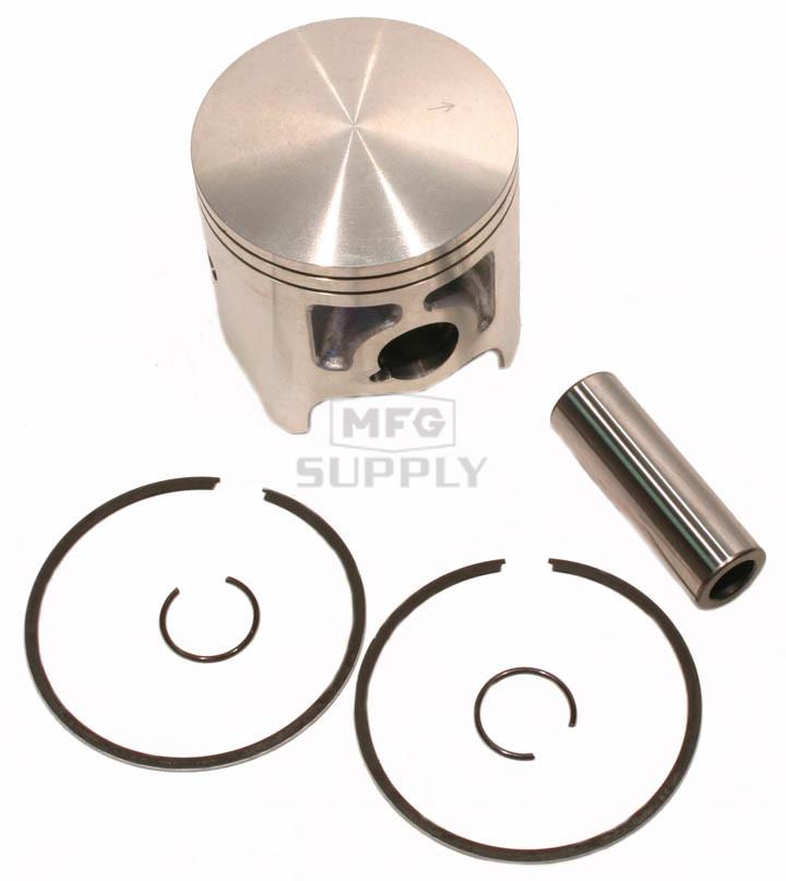 Motorcycle Engine Parts Std Cylinder Bore Size 66 4mm: OEM Style Piston Assembly. 94-99 Yamaha 598