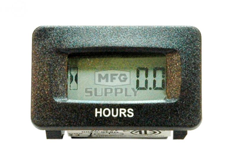 Hour Meters For Electrical Equipment : Sendec digital hour meter lawn mower parts mfg supply