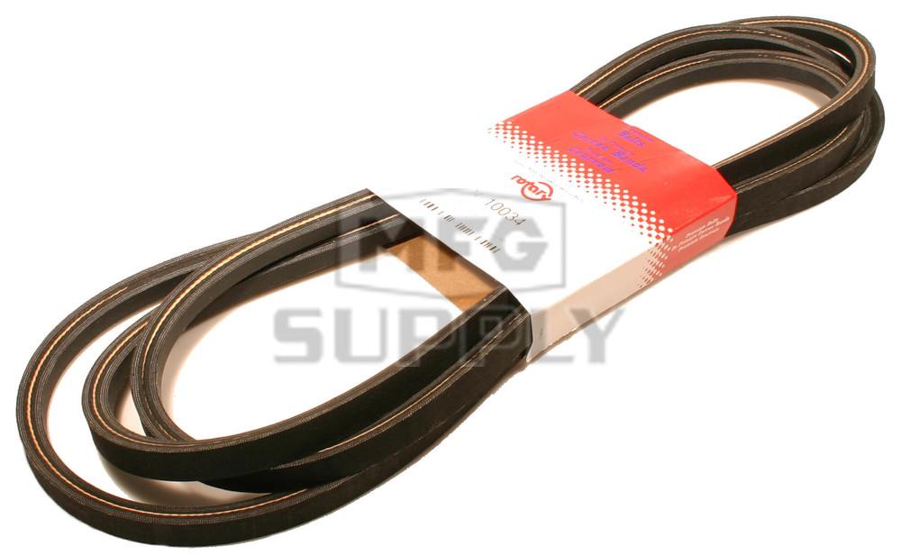 DIXIE CHOPPER 9907B130 Replacement Belt