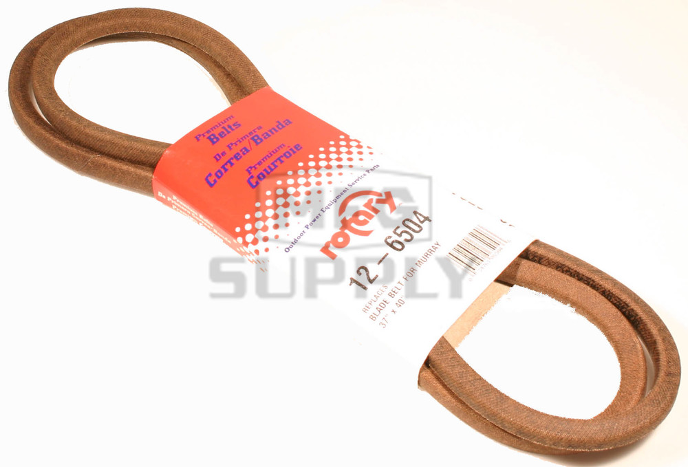 Murray Lawn Tractor Belts : Murray blade belt lawn mower parts mfg supply