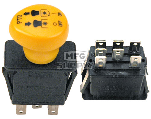 pto switch replaces cub cadet mtd 925 04175 lawn mower. Black Bedroom Furniture Sets. Home Design Ideas