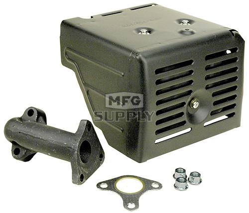 Small Engine Exhaust Parts : Muffler fits honda models gx small engine
