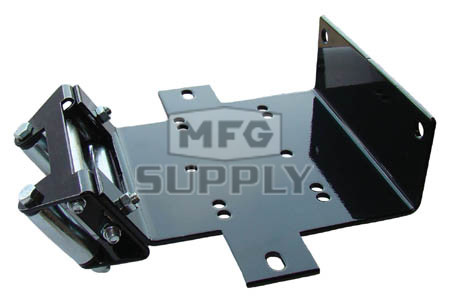 1547sw Winch Mount Plate For Various 2007 2015 Yamaha