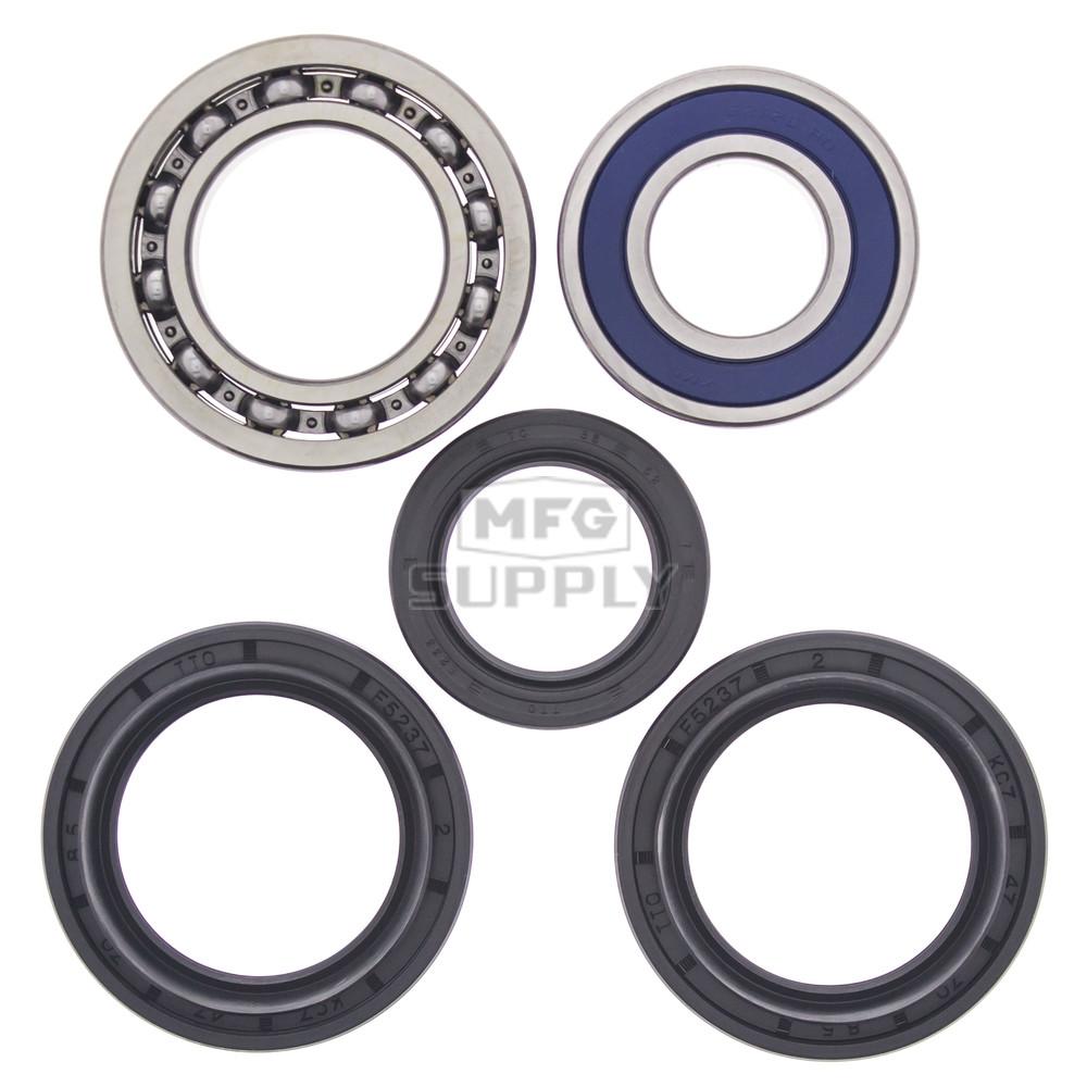 25-1139 - Yamaha Rear Wheel Bearing Kit with Seals. Fits many Bear Tracker