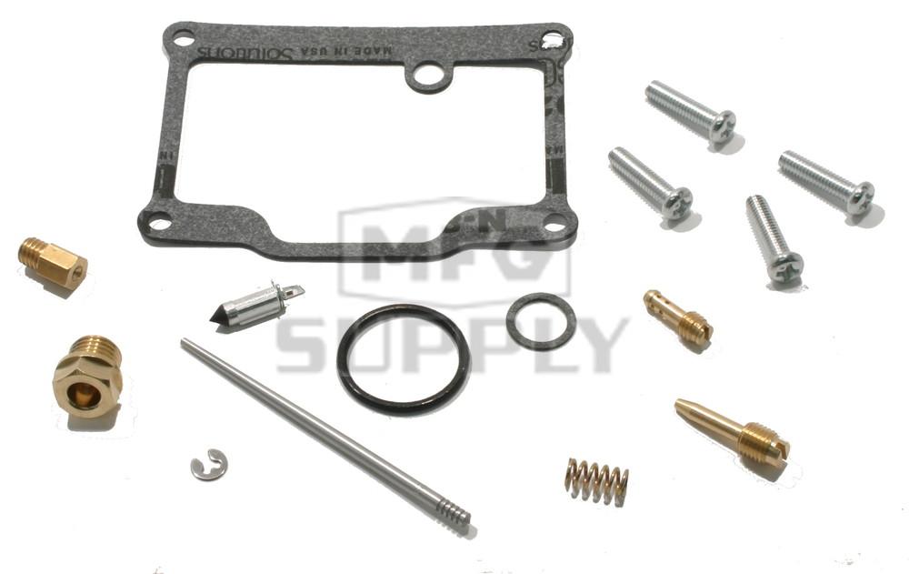 complete atv carburetor rebuild kit for many 90