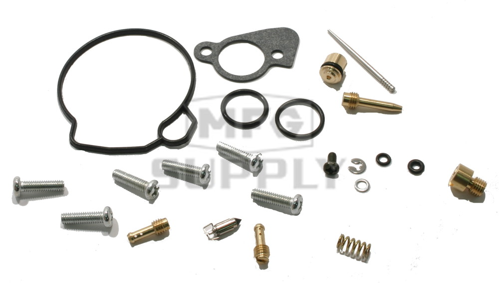 Complete Atv Carburetor Rebuild Kit For 02  Scrambler 90    Sportsman 90