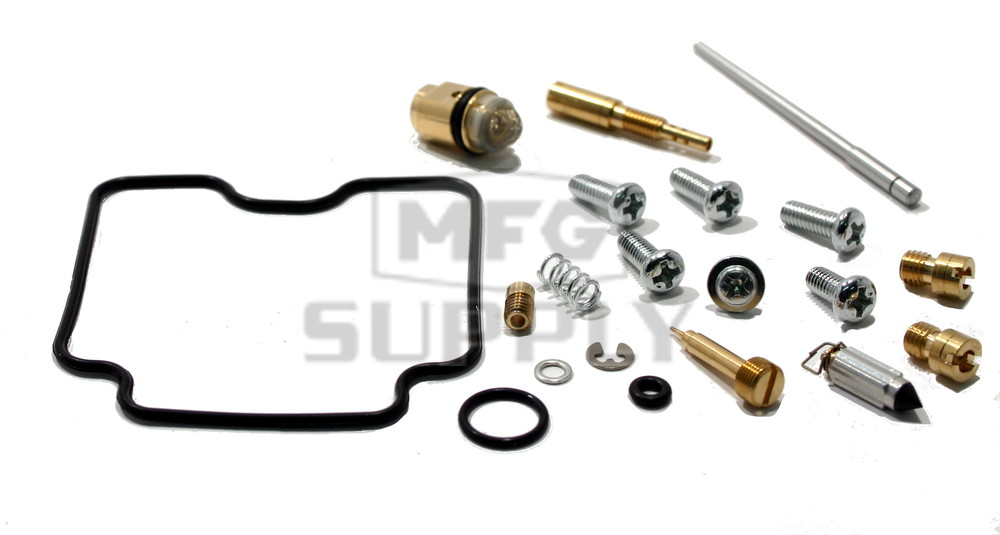 Complete Atv Carburetor Rebuild Kit For 04