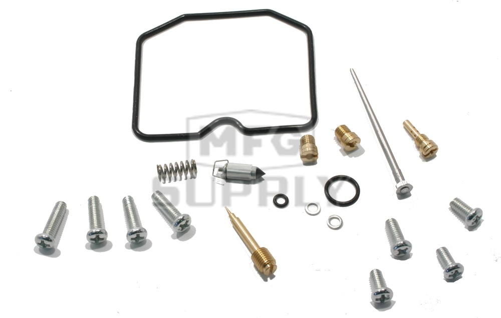 arctic cat atv carburetor kit