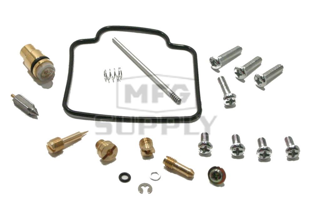 Carburetor Carb Rebuild Repair Kit Suzuki LT-F300F King Quad 4x4 1999