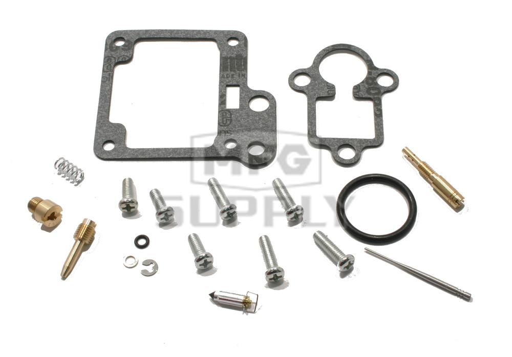 complete atv carburetor rebuild kit for 05