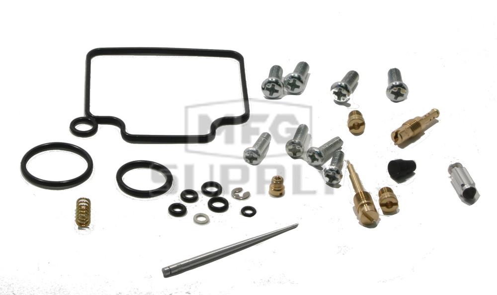 Complete ATV Carburetor Rebuild Kit for most 05-14 Honda TRX500 ATVs