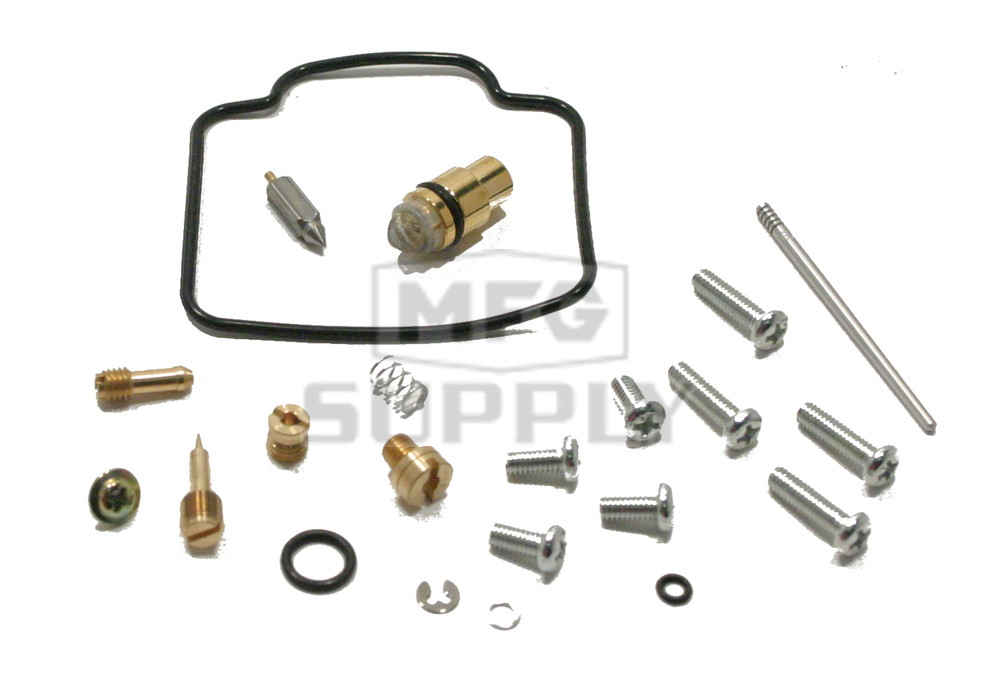 Suzuki ATV Carb Fuel Pump Kits Reed Spacers MFG Supply