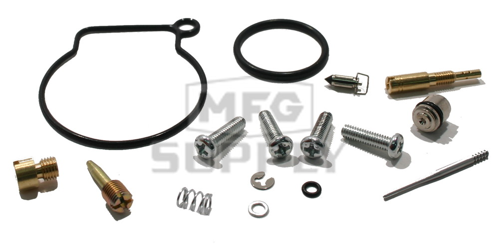 Polaris Predator 50 2007 CARBURETOR Carb Rebuild Kit Repair