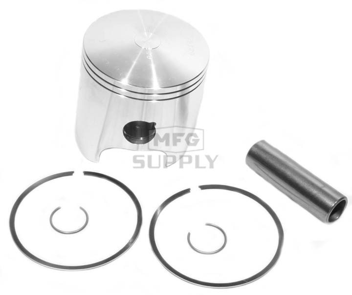 Motorcycle Engine Parts Std Cylinder Bore Size 66 4mm: Wiseco Piston For Honda 250cc 2 Stroke Air