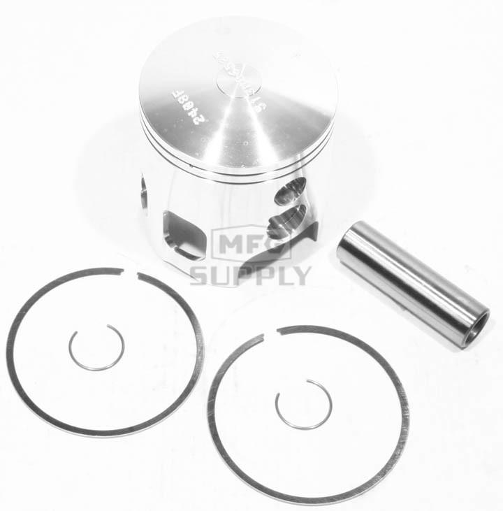 Motorcycle Engine Parts 25 Cylinder Bore Size 64 25mm: Wiseco Piston For Yamaha YFZ350 Banshee. .050