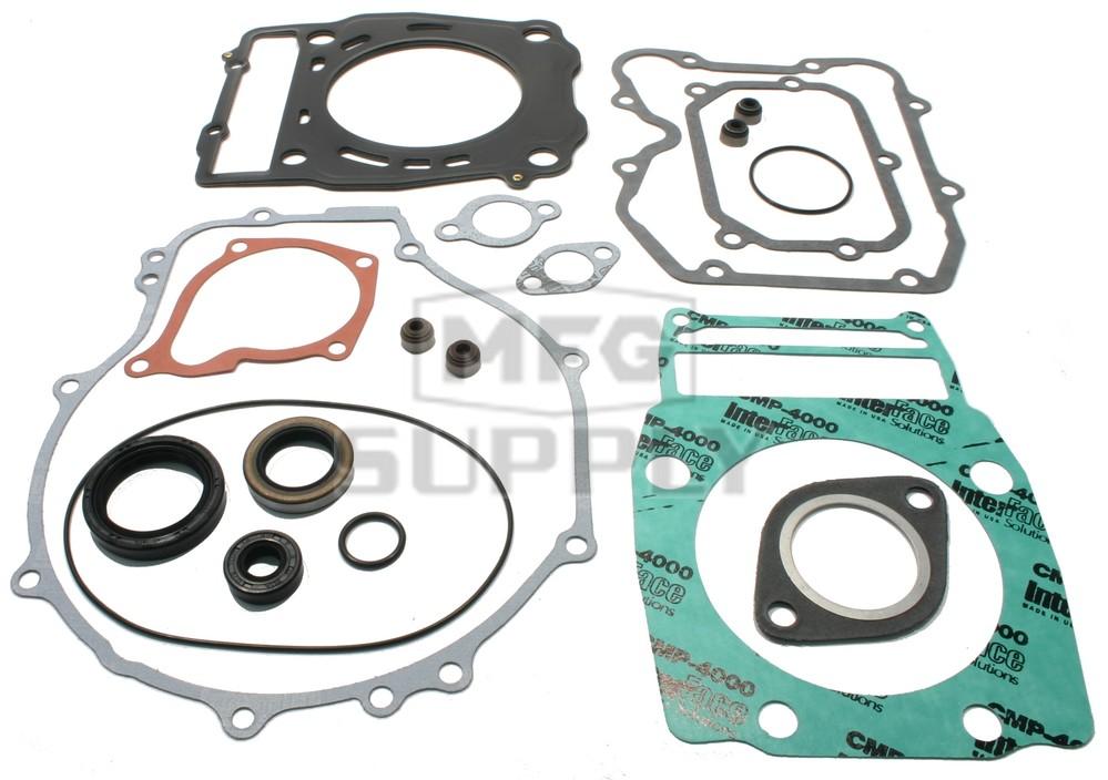 Quad Boss Complete Gasket Set with Oil Seals 811830