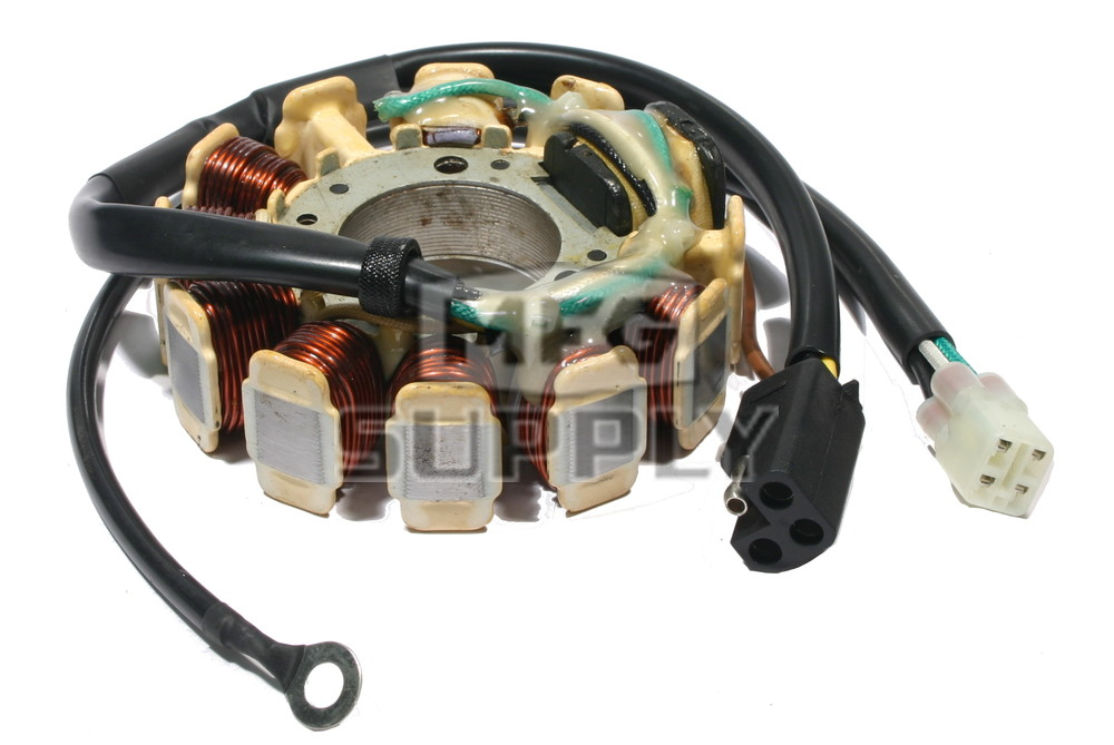 Stator For 1993 1999 Triple Cylinder Arctic Cat Snowmobiles