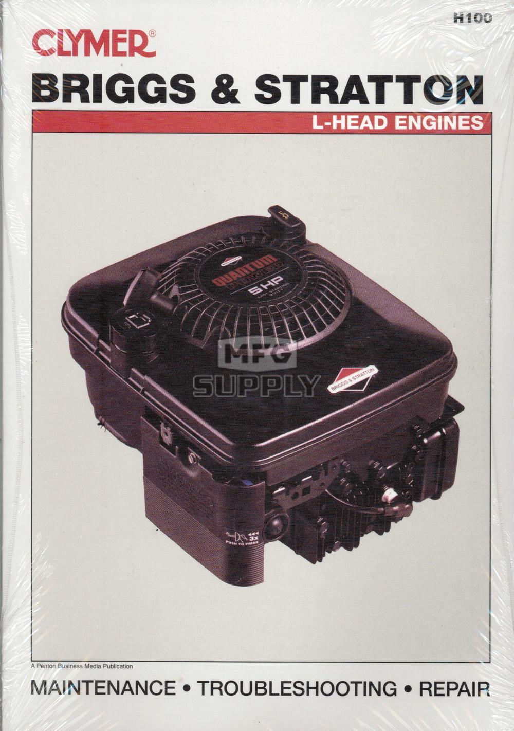 briggs stratton l head engines repair manual small engine parts rh mfgsupply com briggs & stratton engine parts manual briggs & stratton small engine repair manual