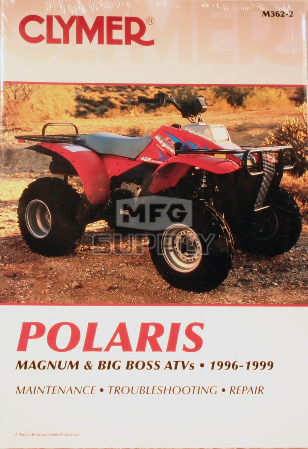 cm362 96 99 polaris p425l magnum more repair maintenance rh mfgsupply com Polaris Magnum 425 4x4 Parts 1997 Polaris Magnum 425 4x4